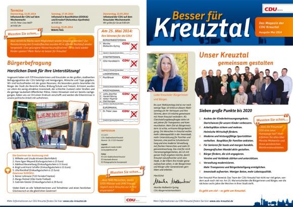 2. Ausgabe Mai 2014