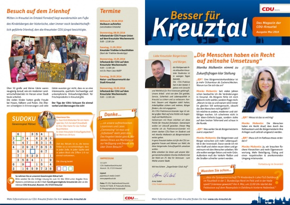 Ausgabe Mai 2014