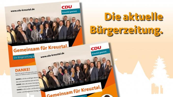 GfK - die Bürgerzeitung der CDU Kreuztal