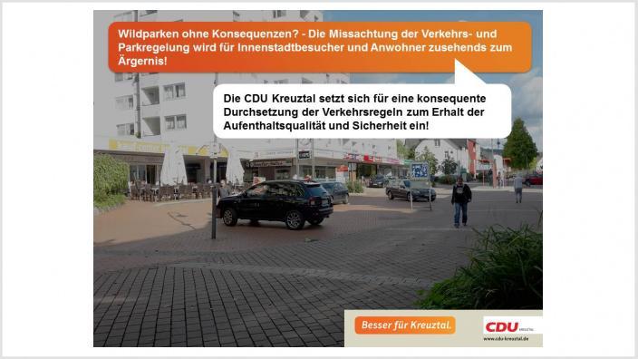 CDU Kreuztal: Wir setzen uns für Sie ein!